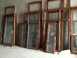 оконные блоки (окно+балконная дверь) 4 шт.